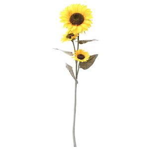Kunstblume-Sonnenblume-120cm-Kunstblumen-Kunstpflanze-Kuenstliche-Sonnenblumen