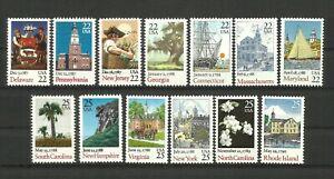 USA-1987-90-Sc-2336-48-MNH