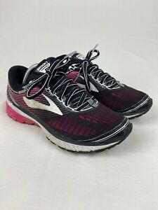 Pink Athletic Running Shoes 6912 | eBay