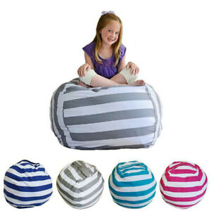 Adults-Kids-Children-Large-Bean-Bag-Chair-Sofa-Couch-Cover-Indoor-Lazy-Lounger