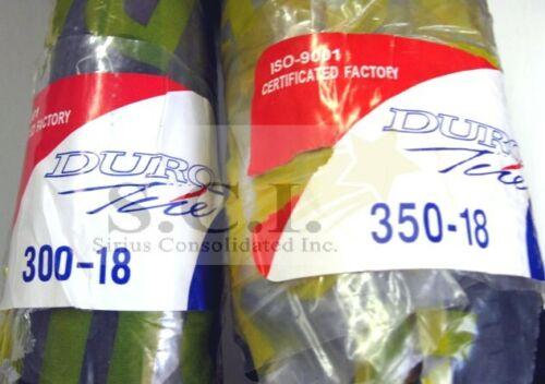 YAMAHA AT1 AT2 AT3 YM1 YM2 YR2 RD250 RD350 RD400 DURO RIBBED FRONT /& REAR TIRE