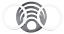 Code-Kick-Port-Bass-Drum-Head-Hole-Reinforcer-Black-White-2-034-3-034-4-034-5-034-6-034 thumbnail 6