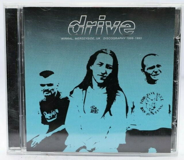 Drive - Discography CD