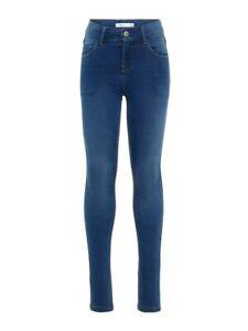 NAME-IT-Jeans-Legging-Stretch-Hose-NKFPolly-DNMZascha-blau-Groesse-116-bis-164