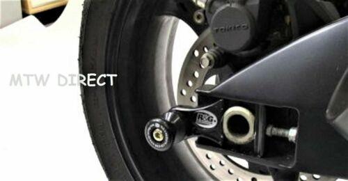 R/&G Racing Cotton Reels  OFFSET  FOR SUZUKI GSX-R600 K7 2007