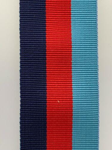 "Britain//British WW2 FULL SIZE 1939-45 star medal ribbon 6/"" Length"