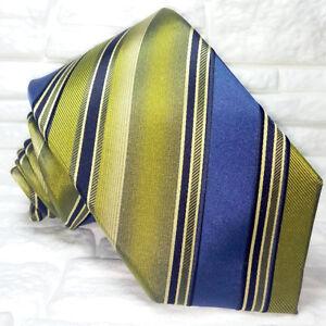 Cravatta-verde-Nuova-100-seta-Made-in-Italy-Morgana-brand-realizzata-a-mano