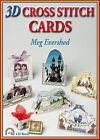 3D Cross Stitch Cards by Meg Evershed (Digital, 2010)