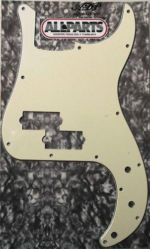 Pickguard Precision Basse 3ply Old White P-Bass® USA PG0750-050