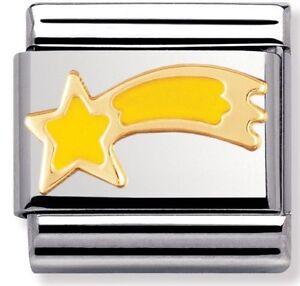nomination-Dije-Amarillo-Comet-Estrella