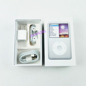 Original New Packaging Box For Apple Ipod Classic 7th Generation 160gb Silver 7444198636581 Ebay