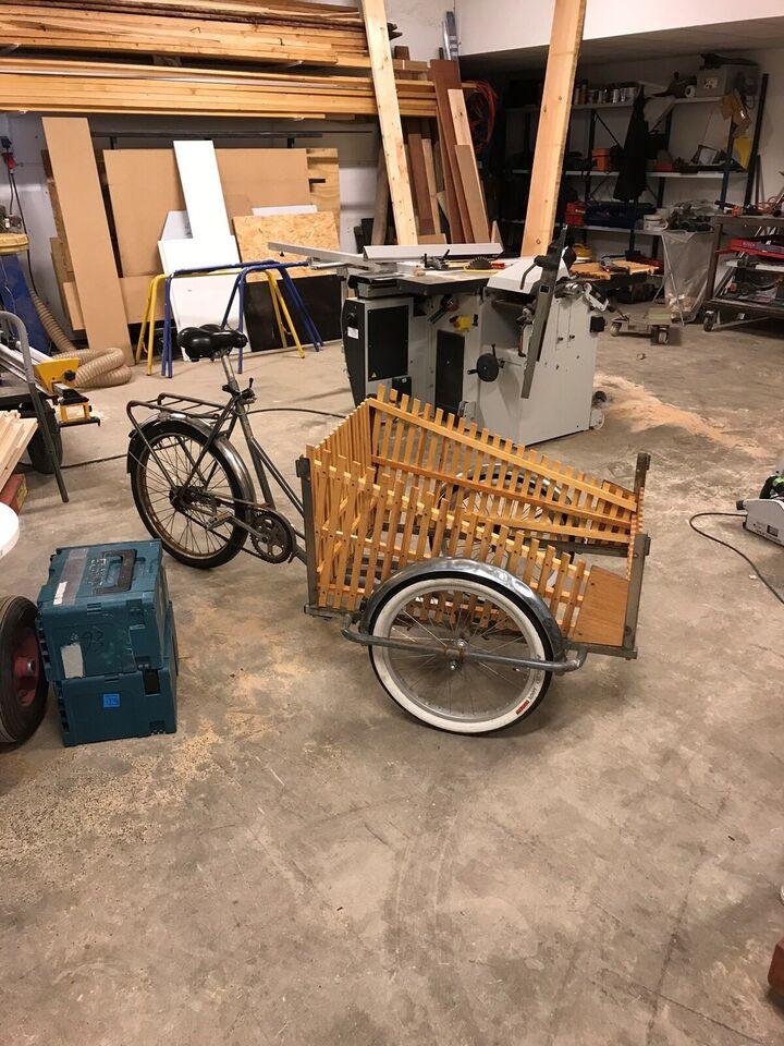 Ladcykel, Christiania cykel Ladcykel, 3 gear