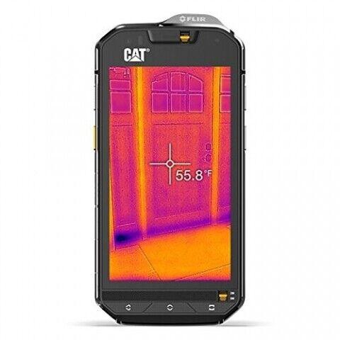 CAT S60 32GB [Dual-Sim] schwarz - AKZEPTABEL