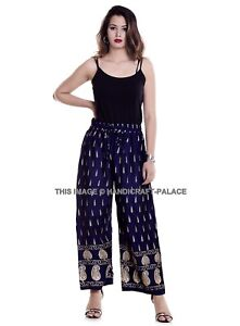 1850808b669 Image is loading New-Women-039-s-Ladies-Harem-Pants-Thai-