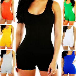 3620118619 Image is loading Women-Jumpsuit-Romper-Trousers-Bodycon-Playsuit-Clubwear- Long-