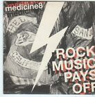 (FI197) Medicine 8, Rock Music Pays Off - 2002 DJ CD