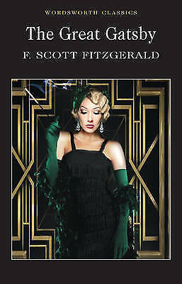 1 of 1 - Good, The Great Gatsby (Wordsworth Classics), Fitzgerald, F. Scott, Book