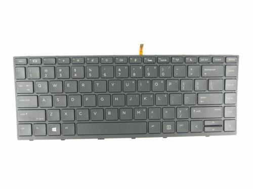 New for HP Probook 430 G5 440 G5 445 G5 Keyboard Backlit Frame US L01071-001