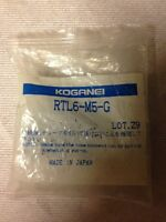 Koganei Pressure Regulators Adjustable 0-0.5 Mpa, Rtl6-m5-g, Shipsameday1621a31