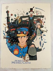 Howl-Castle-Moving-S-Ghibli-Studio-Poster-Miyazaki-Japan-Hayao-Sophie-Calcifer-a