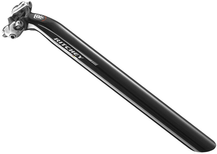Ritchey WCS Carbon 1-Bolt Seatpost SB25 UD Finish - 31.6 x 400mm