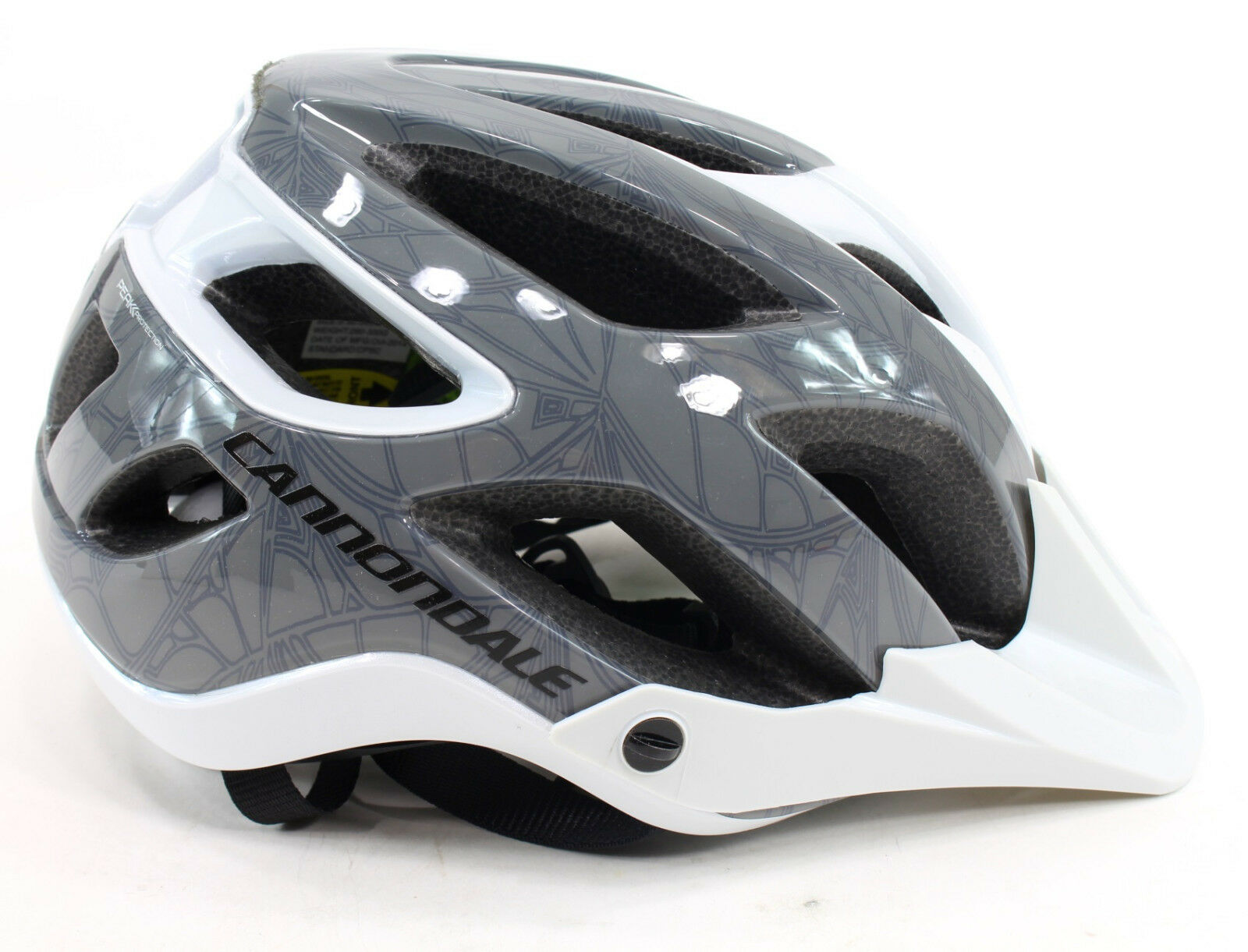 Cannondale  Ryker AM Bicycle Helmet, White, Small, 50-54cm  limit buy