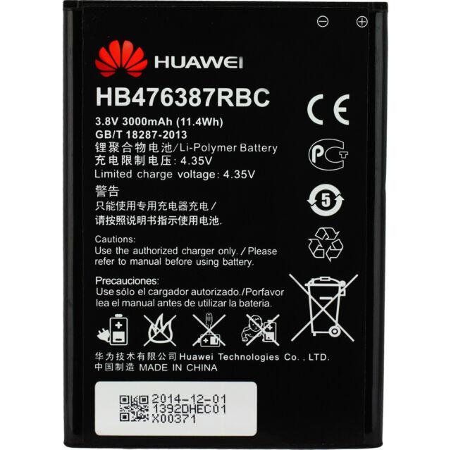 HB476387RBC Batería Original para Huawei Ascend G750 Ascender G750-T00 B199