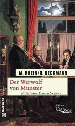 1 von 1 - Der Werwolf von Münster von Dieter Beckmann und Maria Rhein (2014, Taschenbuch)