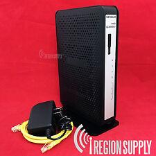 Netgear CG3000Dv2 N450 Docsis 3.0 Cable Modem WiFi Router Xfinity / Comcast, TWC