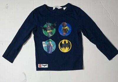 Batman T-Shirt Kids Costume Tee Shirt with Cape Halloween Child Long Sleeve New