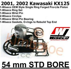 2001-2002 Kawasaki KX125 Dirt Bike Wiseco Main Bearing Kit