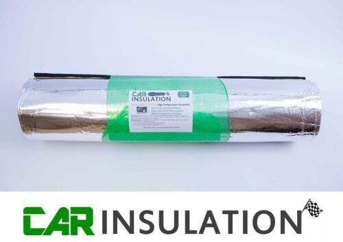 1m x 3m GlassMAT HTX Car Bonnet Soundproofing Exterior Vehicle Insulation Roll