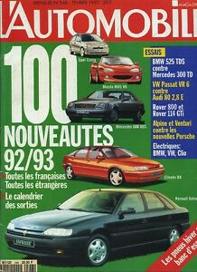 L-AUTOMOBILE-MAGAZINE-n-548-02-1992