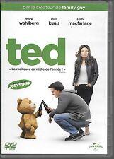 DVD ZONE 2--TED--WAHLBERG/KUNIS/MacFARLANE/
