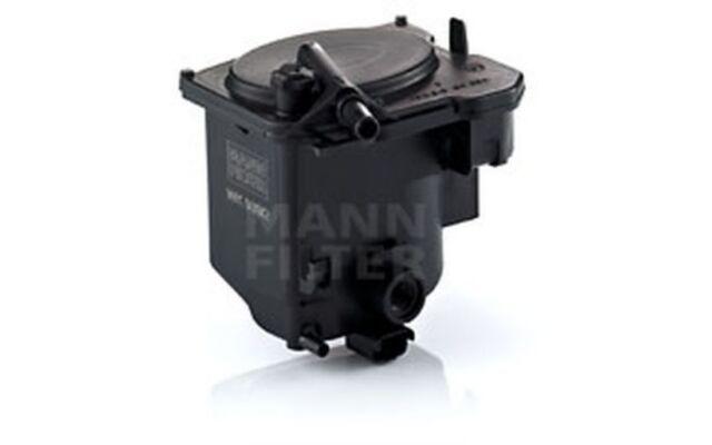MANN-FILTER Filtro combustible CITROEN XSARA PEUGEOT FORD FOCUS FIAT WK 939/2