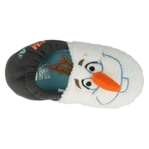 Boys Frozen Olaf Vamp 3 D Slippers By Disney Retail Price £4.99