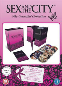 sex and the city complete boxset