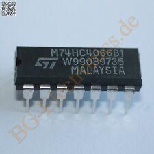 5 x hcf4066bm1 quad bilateralmente switch for Transmission or multi SGS so-14 5pcs