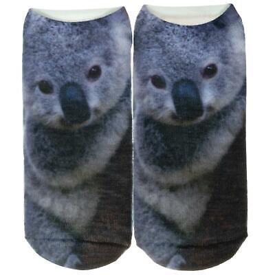 2019 Nuovo Stile Cosey – 1 Paia Sneaker Calzini Breve Polarzip – Design Koala – Flexigröße 33-40-mostra Il Titolo Originale