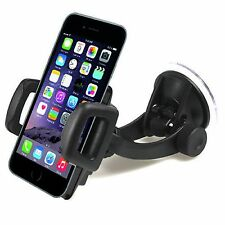Premium Universal Windshield In Car Mount Holder Cradle For Smartphone GPS PDA