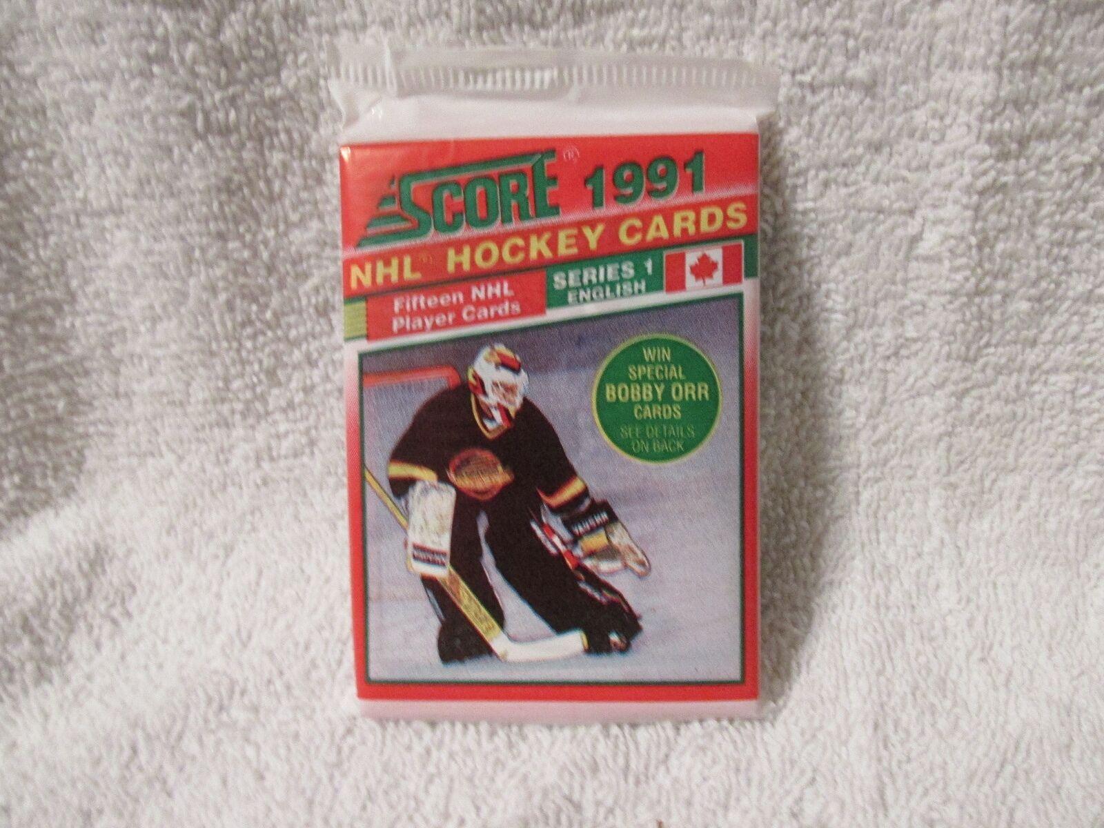 1991//92 Pro Set Football cartes officiel joueur de cartes-FACTORY SEALED Packs x5