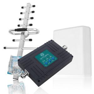2G EGSM 4G 800/900/2100MHz Handy-Signalverstärker Band 1/8/20 Daten Stimme Haus