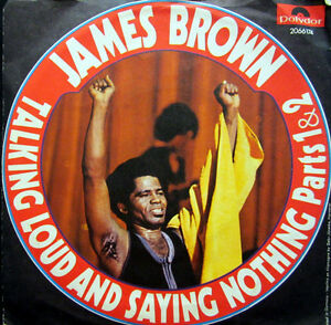 Single / JAMES BROWN / 1972 / RARITÄT /