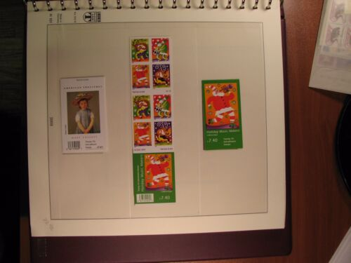 US Stamp Scott# BK296,3824b,3807b MNH 2003 C192