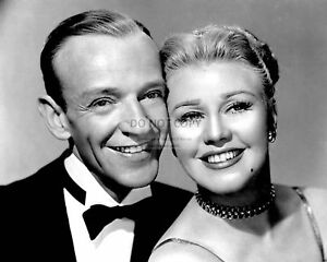 """GINGER ROGERS/&FRED ASTAIRE DANCE in BARKLEYS of BROADWAY MOVIE STILL~8x10/"""" PHOTO"""