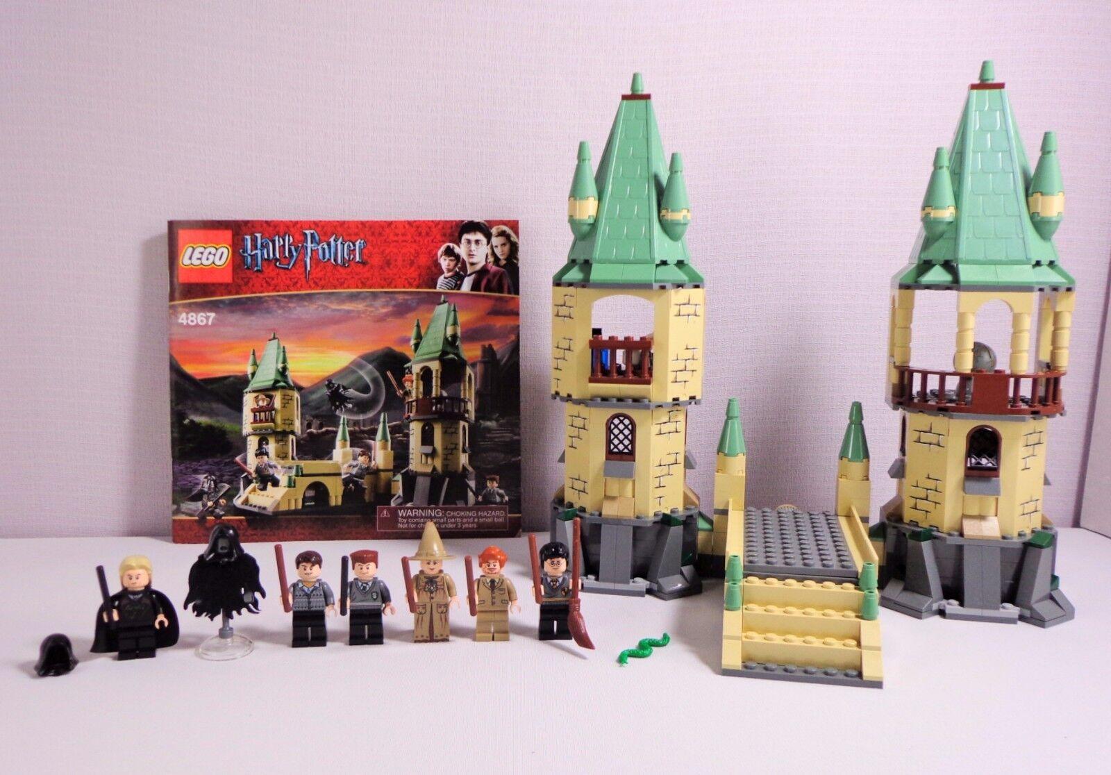 Lego  Harry Potter Set Hogwarts 4867 Dementor Malfoy Neville Sprout Lupin Goyle  economico e di alta qualità