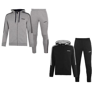 adidas Herren Trainingsanzug Sportanzug Jogginganzug 3 Streifen Set Tracksuit 89 | eBay