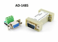 Db9 Rs232 To Rs485 9-pin Serial Converter Adapter, Cablesonline Ad-1485