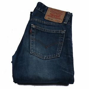 Levi-039-s-Strauss-555-jeans-women-size-26X34-dark-blue-Malta-Authentic