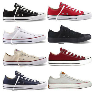 Converse-Genuine-Low-All-Star-CT-AS-Core-OX-Canvas-Sneakers-Mens-Womens-Shoes